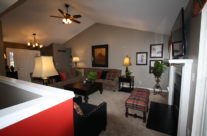 Wendy Carr Interior Designs :: Living Room After